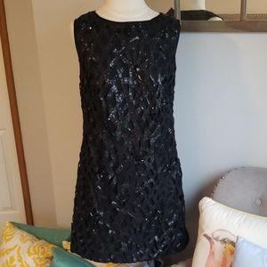 Tadashi Shoji Sequin Sheath Dress